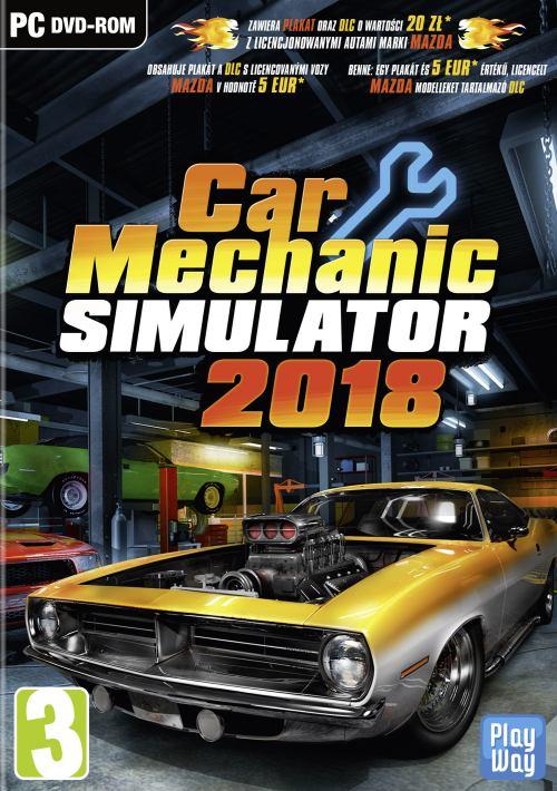 Car Mechanic Simulator 2018 (PC) PL