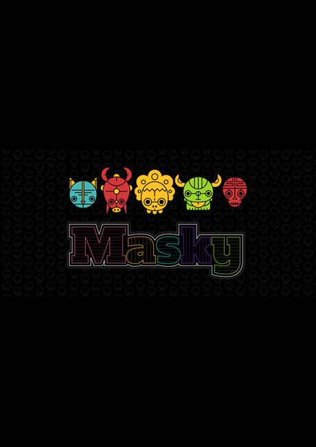 Masky (PC/MAC/LX) klucz Steam