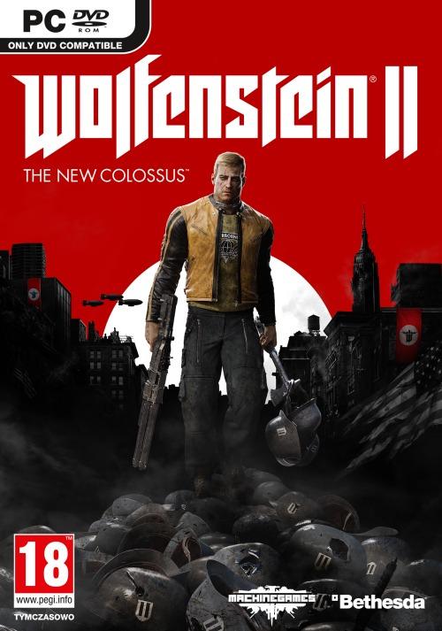 Wolfenstein II: The New Colossus Edycja Kolekcjonerska (PC) PL + Koszulka Prey GRATIS
