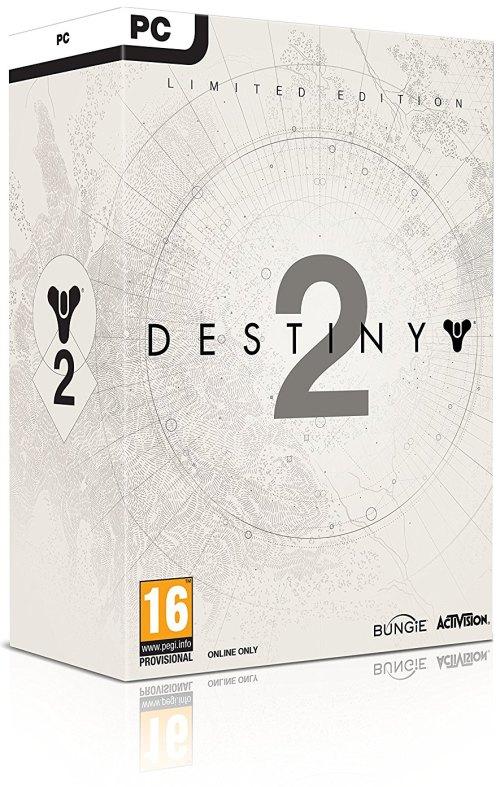 Destiny 2 Edycja Limitowana (PC) + BONUSY!