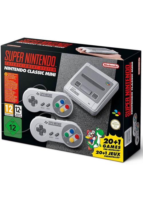 Konsola Nintendo Classic Mini Super SNES (Nintendo)