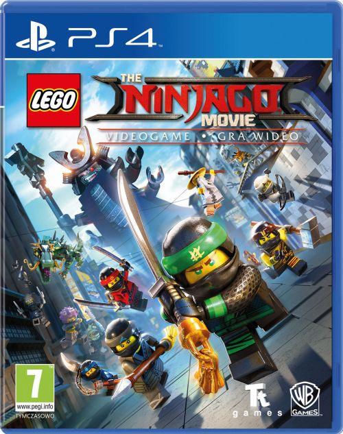 LEGO Ninjago Movie - Gra wideo (PS4) PL - Polski Dubbing
