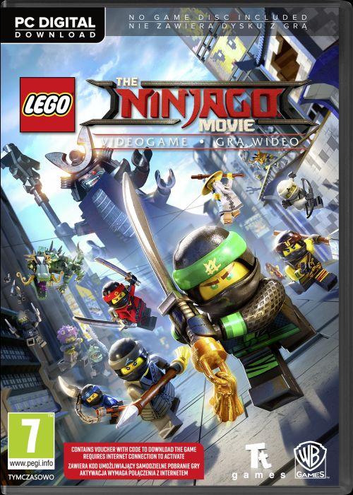 LEGO Ninjago Movie Video Game (PC) DIGITÁLIS