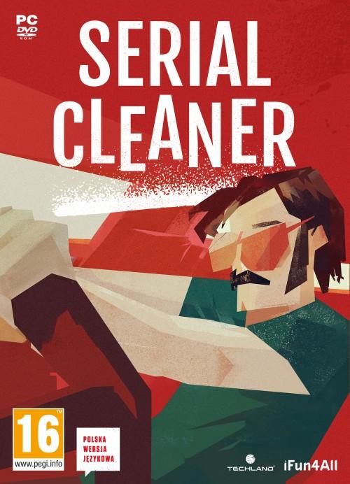 Serial Cleaner - Edycja Premium Brudna Robota (PC) PL