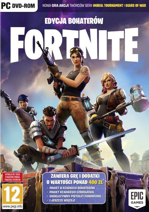 Fortnite Edycja Bohaterów (PC)