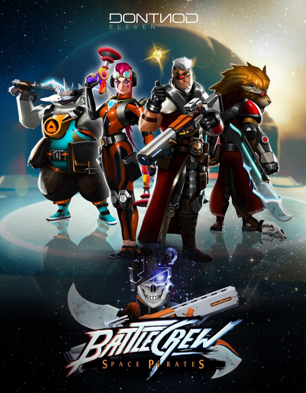 Battlecrew - Space Pirates Deluxe Edition (PC) DIGITAL