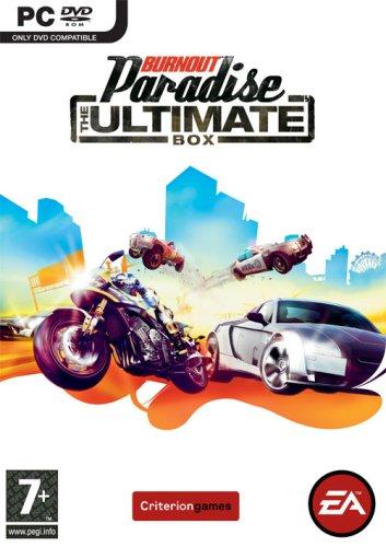 Burnout Paradise The Ultimate Box (PC) PL klucz Origin