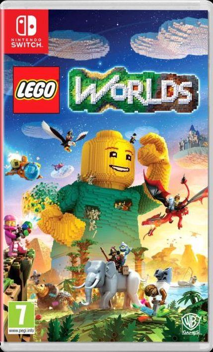 LEGO Worlds (Switch) PL + Bonus