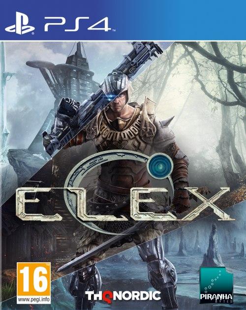 Elex (PS4) PL