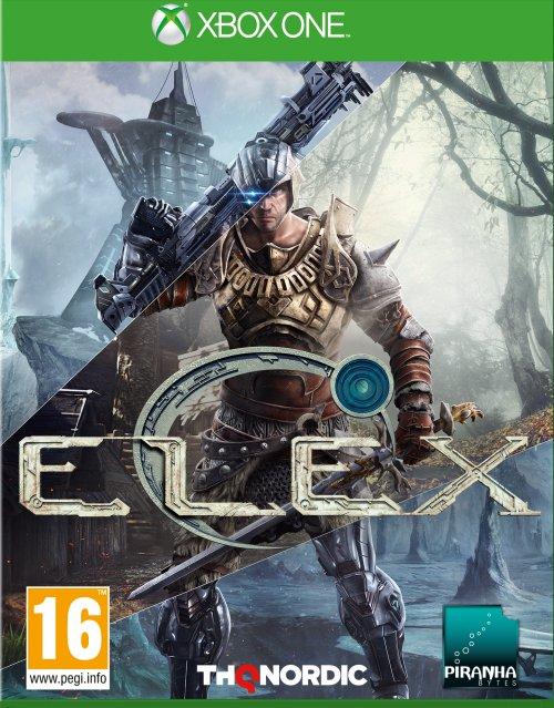 Elex (XOne) PL