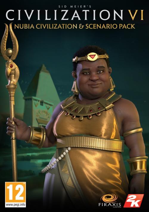 Sid Meier's Civilization VI - Nubia Civilization & Scenario Pack (PC) PL DIGITAL