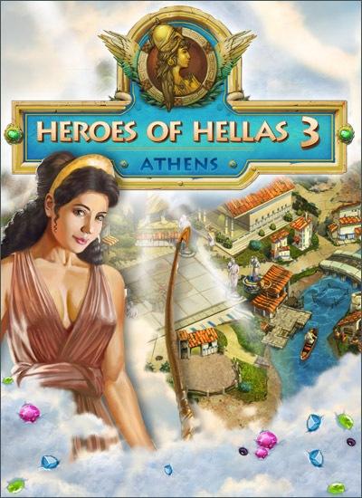 Heroes of Hellas 3: Athens (PC/MAC) PL DIGITAL