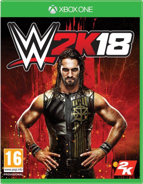 WWE 2K18 (XOne)
