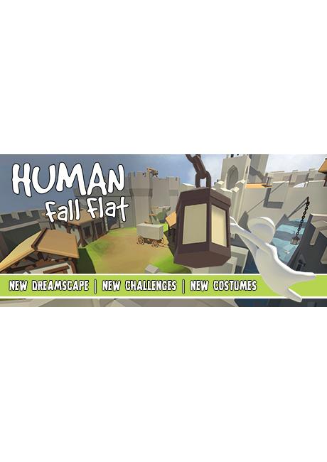 Human: Fall Flat Game and Soundtrack Bundle (PC/MAC/LX) DIGITAL