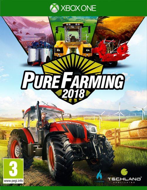 Pure Farming 2018 (XOne) PL