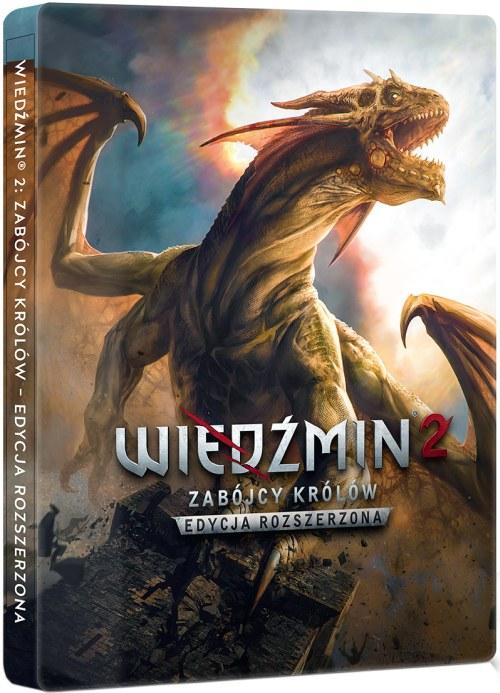 Wiedźmin 2: Zabójcy Królów - Edycja Rozszerzona + Steelbook (PC) PL + BONUS!