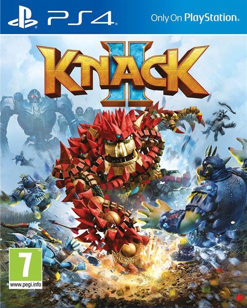 Knack 2 (PS4) PL