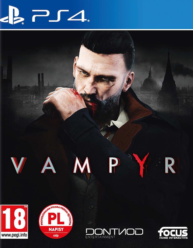 Vampyr (PS4) PL