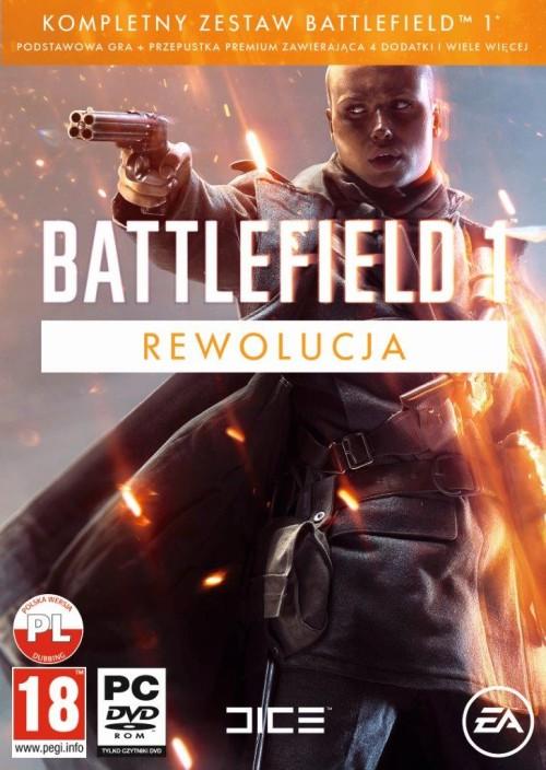 Battlefield 1 Rewolucja (PC) PL