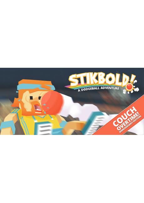 Stikbold! A Dodgeball Adventure (PC/MAC) DIGITAL