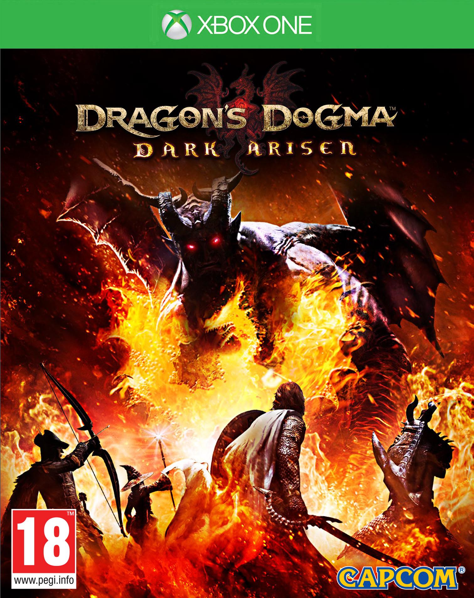 Dragon's Dogma: Dark Arisen (XOne)