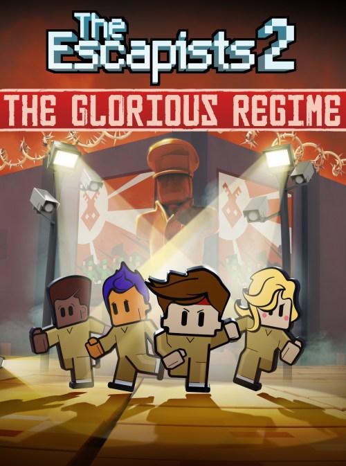 The Escapists 2 DLC – The Glorious Regime (PC/MAC/LX) klucz Steam