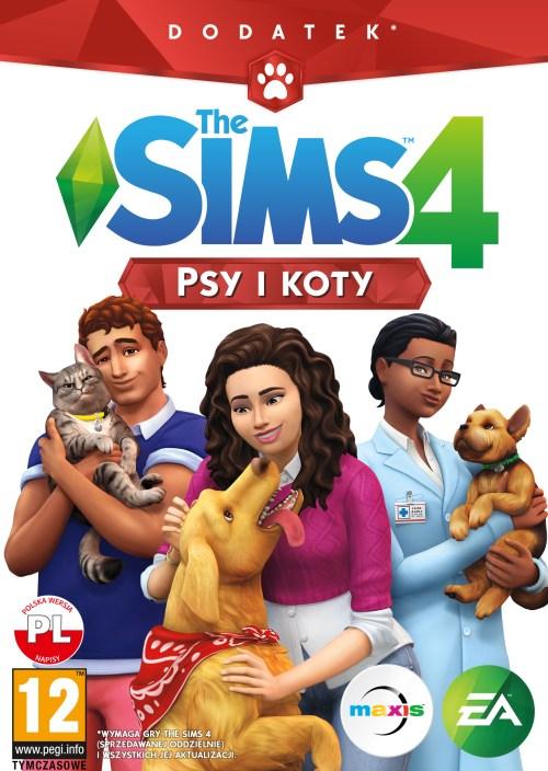 The Sims 4 Psy i koty (PC) PL