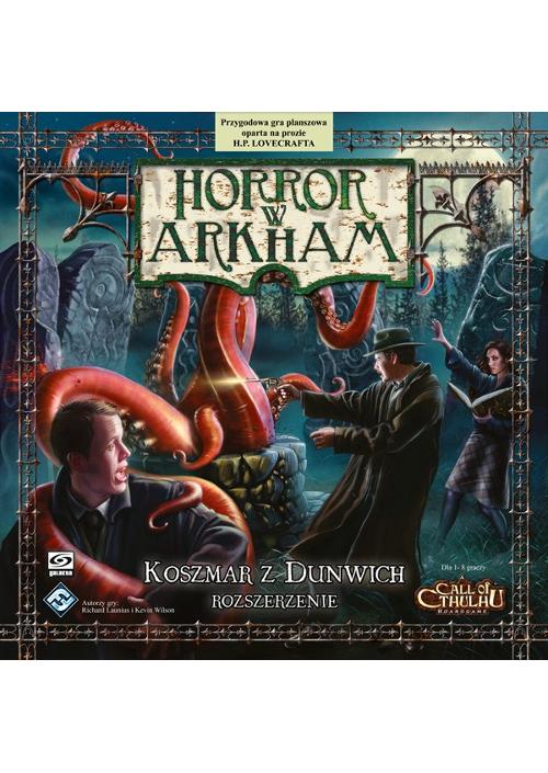 Horror w Arkham - Koszmar z Dunwich (Gra planszowa)