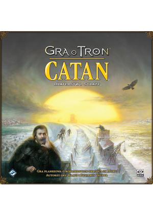 Gra o Tron Catan Braterstwo Straży (Gra planszowa)