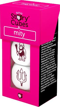 Story Cubes: Mity (Gra planszowa)
