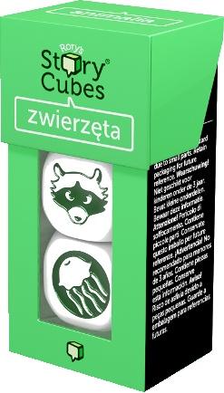 Story Cubes: Zwierzęta (Gra planszowa)