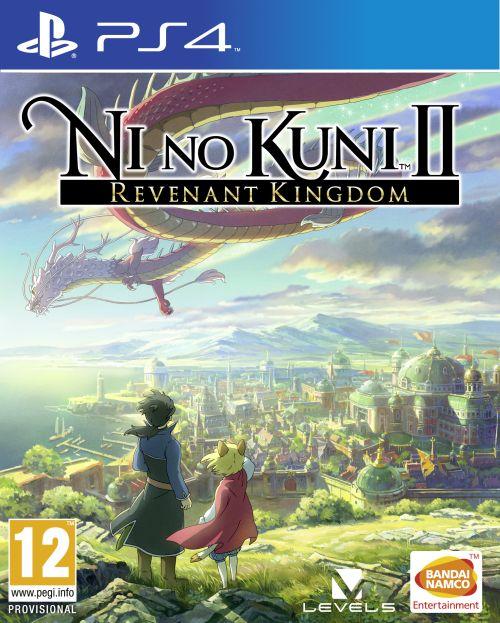 Ni No Kuni II: Revenant Kingdom - Królewska Edycja Kolekcjonerska (PS4)