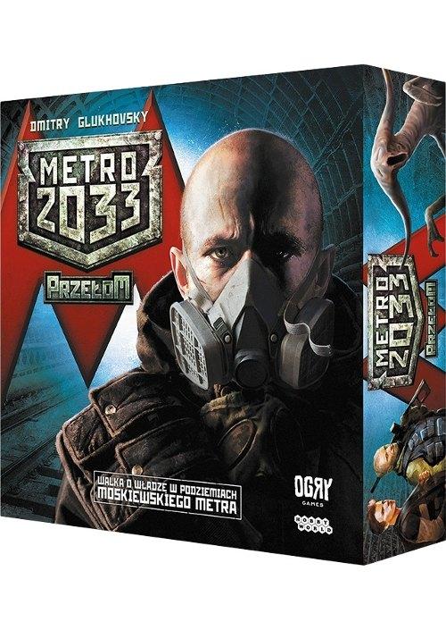 Metro 2033: Przełom (Gra karciana)