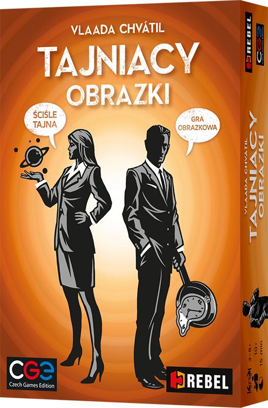 Tajniacy: Obrazki (Gra planszowa)