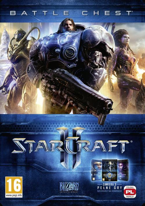 StarCraft II: Battlechest (PC) PL