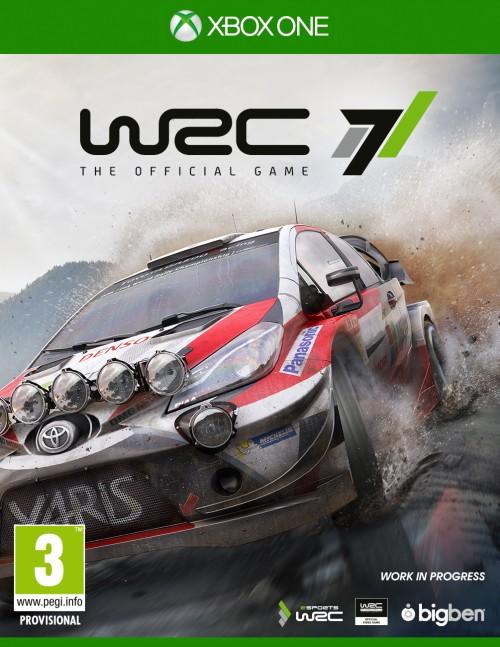 WRC 7 (XOne) PL