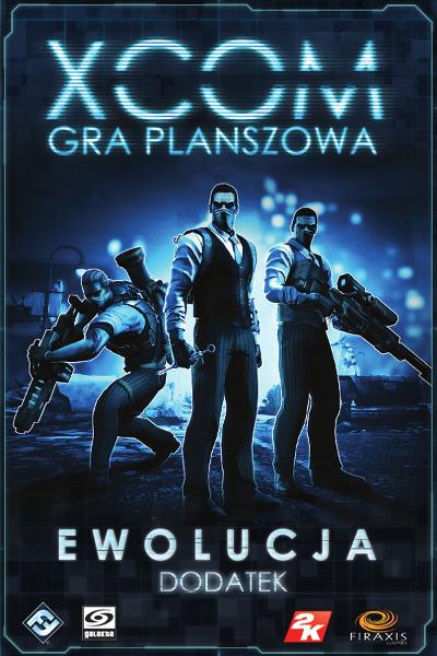 XCOM: Ewolucja  (Gra Planszowa)