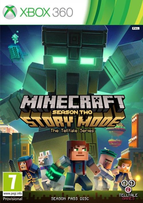 Minecraft Story Mode - Season 2 (X360)