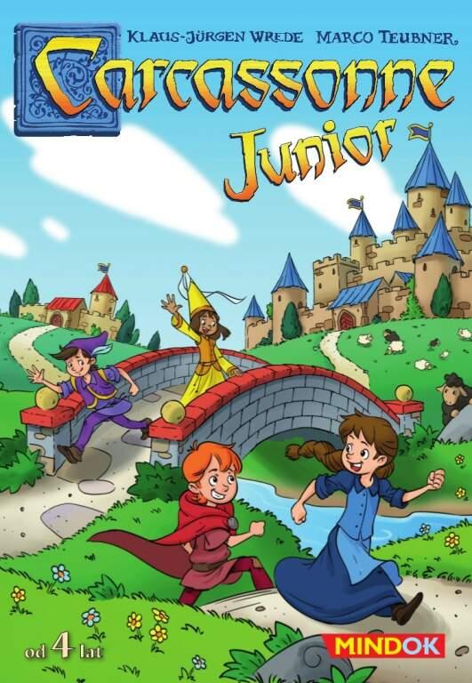 Carcassonne: Junior (Gra planszowa)