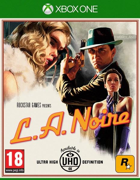 L.A. Noire (XOne)