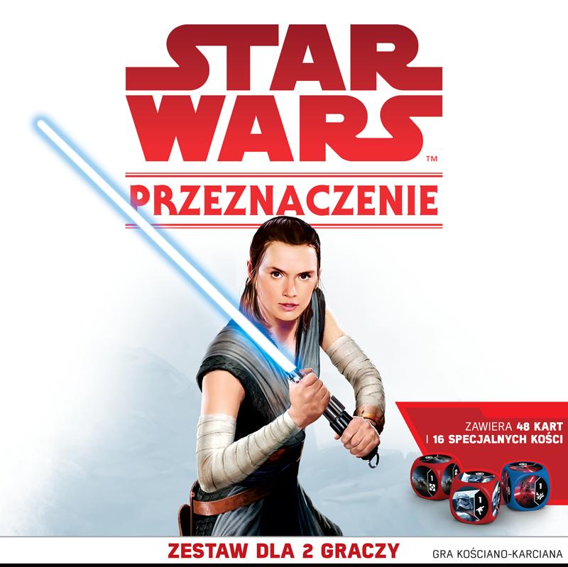 Star Wars Przeznaczenie (Gra kościano - karciana) Zestaw dla dwóch graczy!