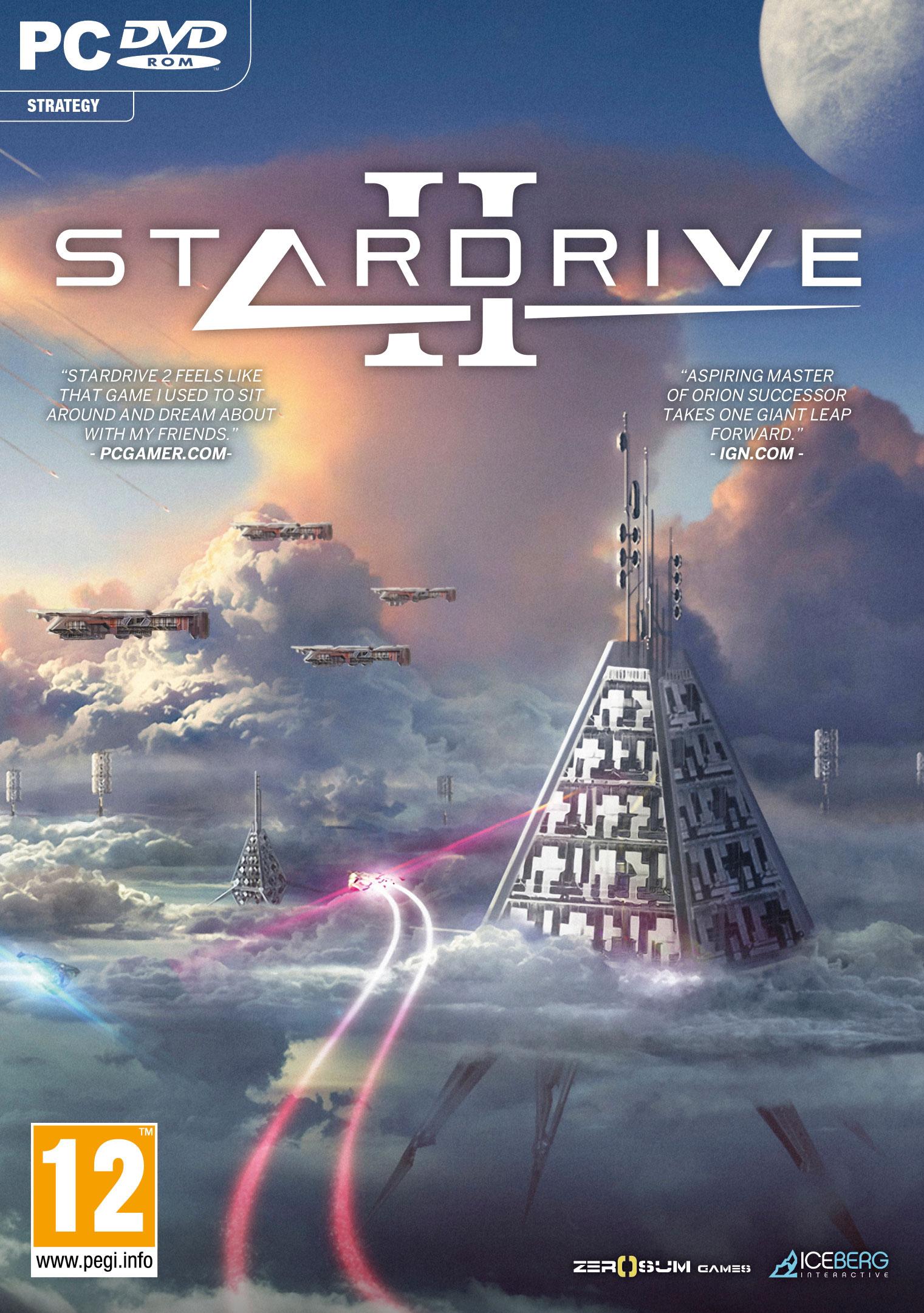 StarDrive 2 - Digital Deluxe Edition (PC/MAC/LX) klucz Steam
