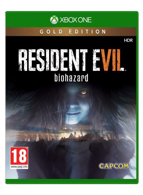 Resident Evil 7 biohazard Gold Edition (XOne) PL