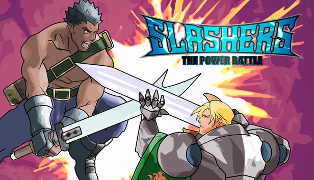 Slashers: The Power Battle (PC) DIGITAL EARLY ACCESS