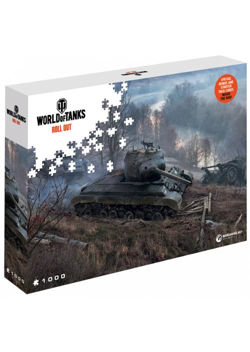 Puzzle World of Tanks: Polowanie (Puzzle) + ZAWARTOŚĆ DODATKOWA!