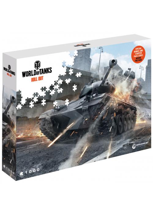 Puzzle World of Tanks: Uważaj na siebie (Puzzle) + ZAWARTOŚĆ DODATKOWA!