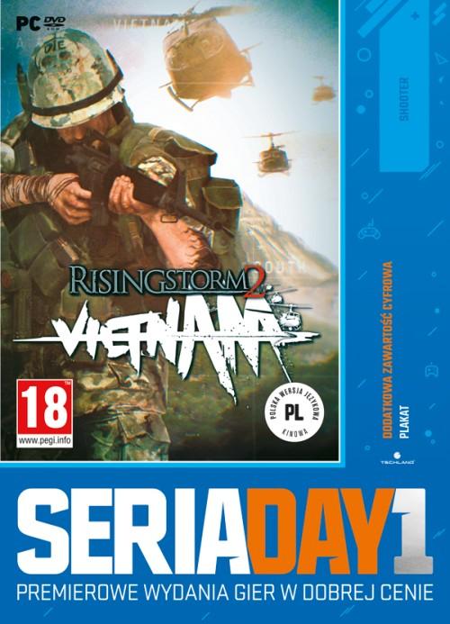 Seria Day1: Rising Storm 2: Vietnam (PC) PL