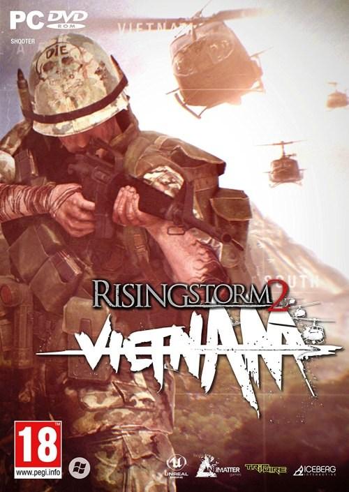 Rising Storm 2: Vietnam (PC) DIGITÁLIS