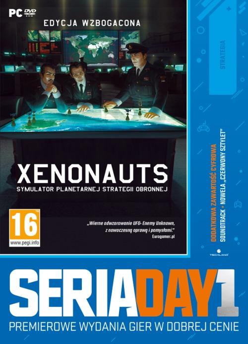 Seria Day1: Xenonauts (PC) PL