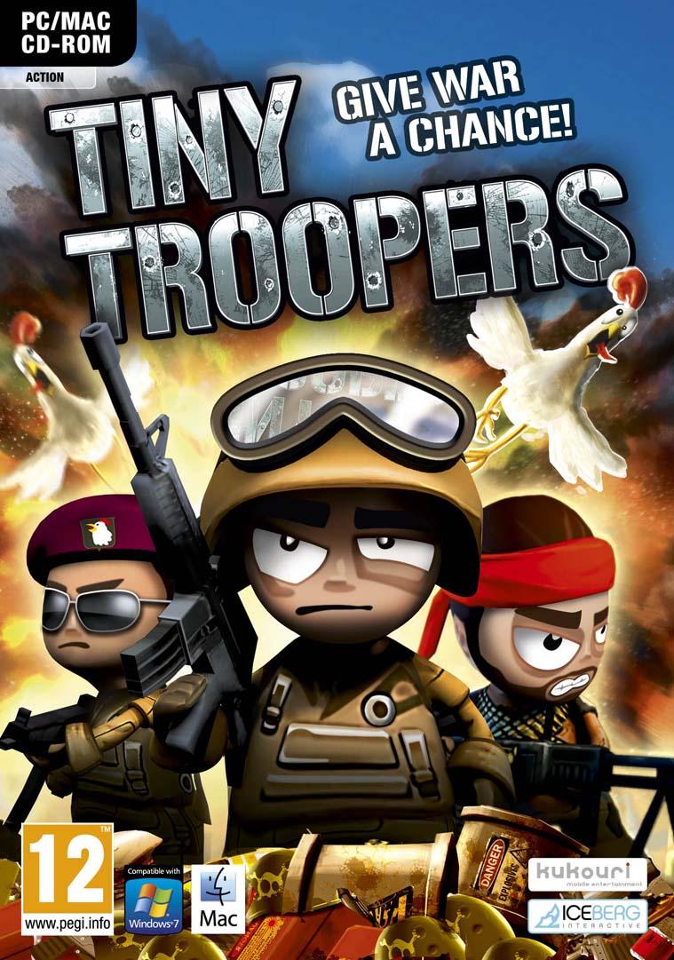 Tiny Troopers (PC/MAC) DIGITAL